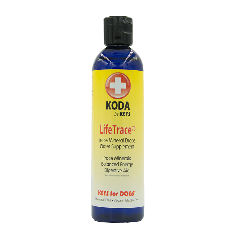 Koda LifeTrace - Trace Minerals for Dogs (236ml)
