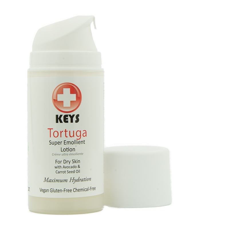 Keys Tortuga Emollient Hand & Body Lotion 100ml (3.38 oz)