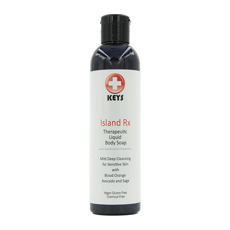 Island Rx Liquid Body Soap (236ml)