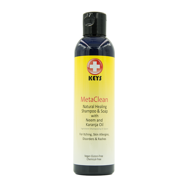 MetaClean Therapeutic Soap & Shampoo (236ml)